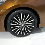 Suzuki Alivio wheel at Auto China 2014