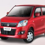 Suzuki Wagon R Pakistan front three quarters