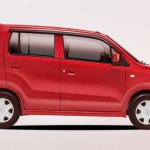 Suzuki Wagon R Pakistan side