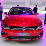 VW New Midsize Coupe Concept at Auto China 2014