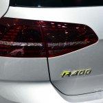 Volkswagen Golf R 400 concept taillight