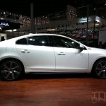 Volvo S60L Hybrid side at Auto China