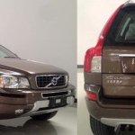 Volvo XC Classic China spyshot