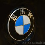 2014 BMW 530d M Sport Review BMW logo