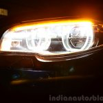 2014 BMW 530d M Sport Review LED headlights