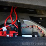 2014 BMW 530d M Sport Review battery bootlid