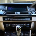 2014 BMW 530d M Sport Review center console