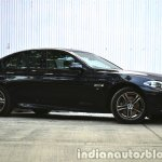 2014 BMW 530d M Sport Review front profile