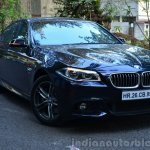 2014 BMW 530d M Sport Review front quarter