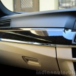 2014 BMW 530d M Sport Review glovebox