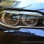 2014 BMW 530d M Sport Review headlight right