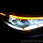 2014 BMW 530d M Sport Review headlight
