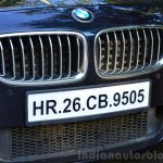 2014 BMW 530d M Sport Review kidney grille