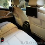 2014 BMW 530d M Sport Review rear legroom