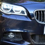 2014 BMW 530d M Sport Review sport bumper
