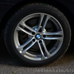 2014 BMW 530d M Sport Review wheel