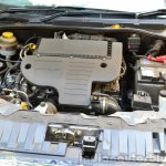 2014 Fiat Linea diesel Review engine image