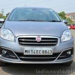 2014 Fiat Linea diesel Review front