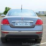2014 Fiat Linea diesel Review rear