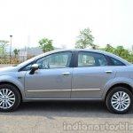 2014 Fiat Linea diesel Review side