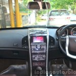 2014 Mahindra XUV500 Review cabin