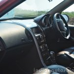2014 Mahindra XUV500 Review dash