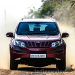 2014 Mahindra XUV500 Review driving