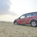 2014 Mahindra XUV500 Review front wheel drive