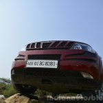 2014 Mahindra XUV500 Review ground clearance