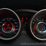 2014 Mahindra XUV500 Review instrument cluster