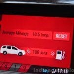 2014 Mahindra XUV500 Review mileage