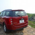 2014 Mahindra XUV500 Review rear angle