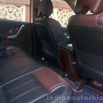 2014 Mahindra XUV500 Review rear legroom