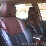 2014 Mahindra XUV500 Review seat front