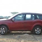 2014 Mahindra XUV500 Review side
