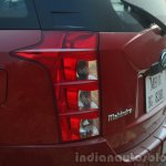 2014 Mahindra XUV500 Review taillight