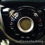 2014 Renault Pulse AC controls