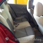 2014 Renault Pulse rear seat