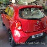 2014 Renault Pulse rear