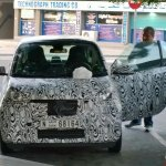 2015 Smart ForTwo IAB spied front