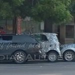 2015 Smart ForTwo IAB spied with CLA shooting brake