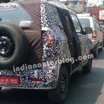 2016 Mahindra Bolero Mahindra U301 rear