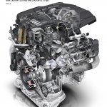 Audi V6 3.0 TDI Clean Diesel engine