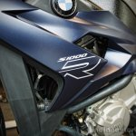 BMW S1000R engine cowl India launch