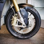 BMW S1000R front disc brake India launch