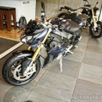 BMW S1000R front three quarter view India launch.JPG