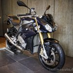 BMW S1000R front three quarters India launch