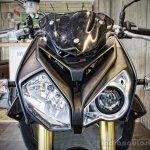 BMW S1000R headlamp India launch