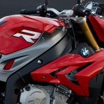 BMW S1000R press image side cowl