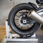 BMW S1000R rear disc brake India launch